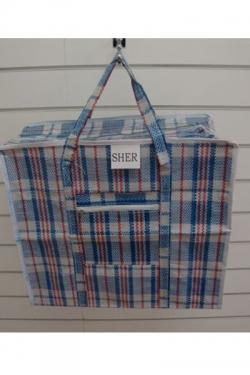Хозяйственная сумка из полипропилена.